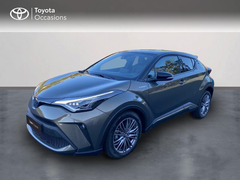Toyota C-HR 184h Distinctive 2WD E-CVT MY20 Hybride BRONZE Occasion à vendre
