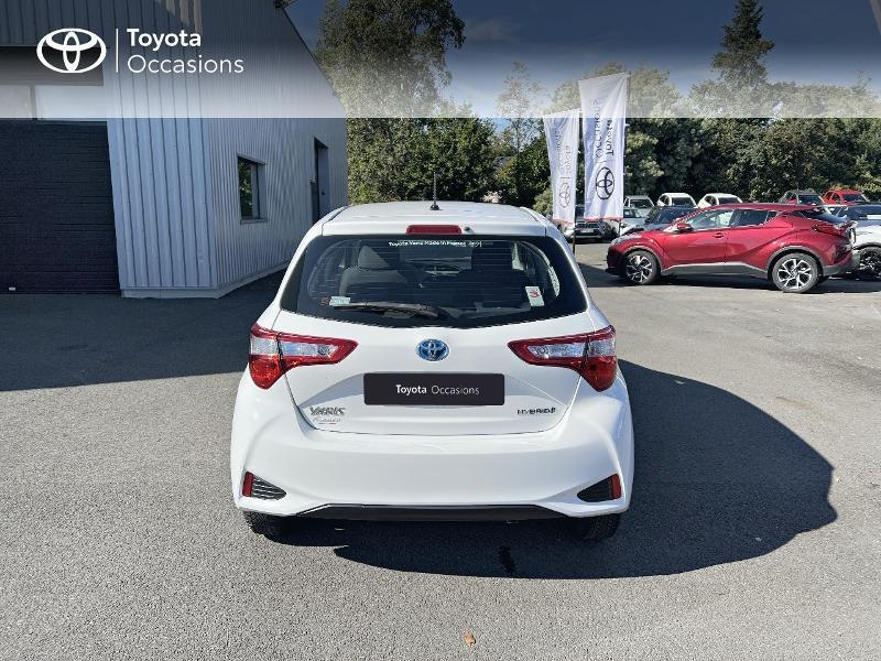 Photo 27 de l'offre de TOYOTA Yaris HSD 100h France 5p à 12590€ chez Altis - Toyota Vannes