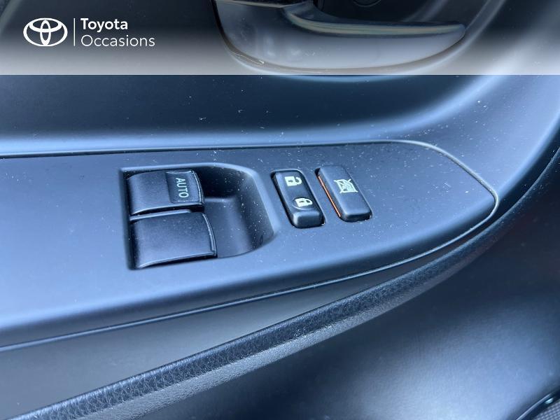 Photo 21 de l'offre de TOYOTA Yaris HSD 100h France 5p à 12590€ chez Altis - Toyota Vannes