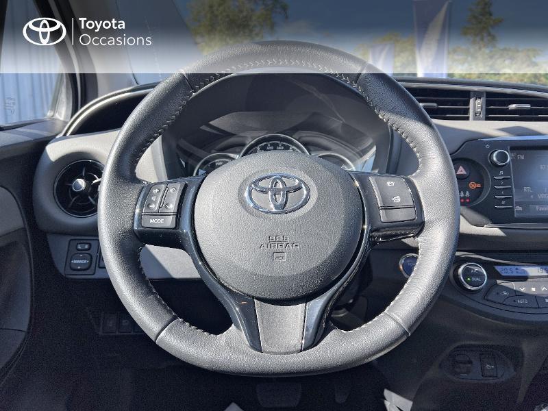 Photo 9 de l'offre de TOYOTA Yaris HSD 100h France 5p à 12590€ chez Altis - Toyota Vannes