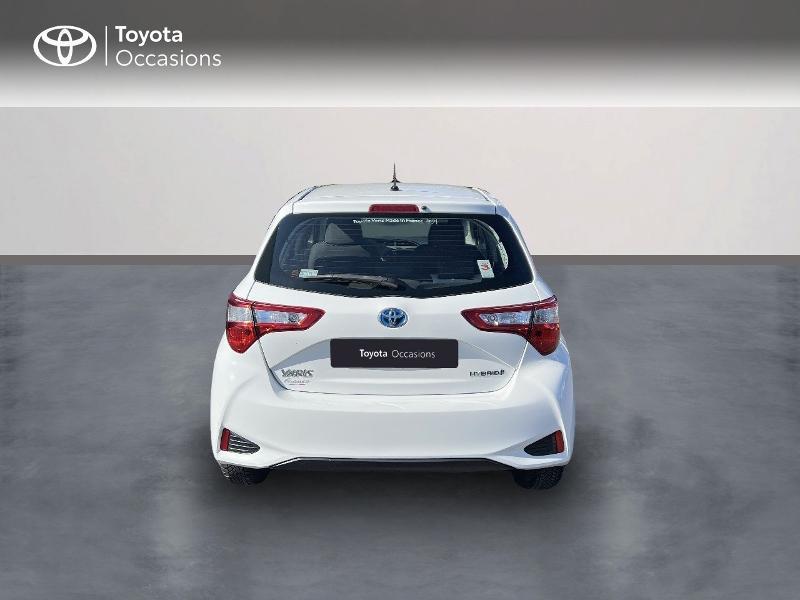 Photo 4 de l'offre de TOYOTA Yaris HSD 100h France 5p à 12590€ chez Altis - Toyota Vannes