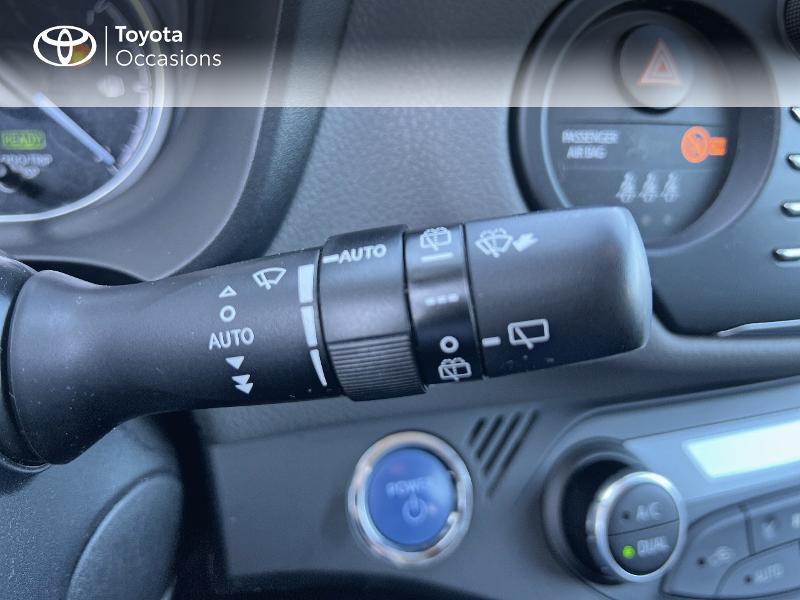 Photo 19 de l'offre de TOYOTA Yaris HSD 100h France 5p à 12590€ chez Altis - Toyota Vannes