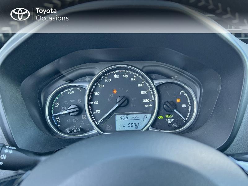 Photo 13 de l'offre de TOYOTA Yaris HSD 100h France 5p à 12590€ chez Altis - Toyota Vannes