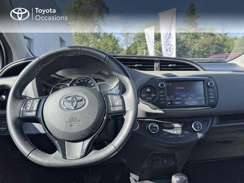 Photo 8 de l'offre de TOYOTA Yaris HSD 100h France 5p à 12590€ chez Altis - Toyota Vannes