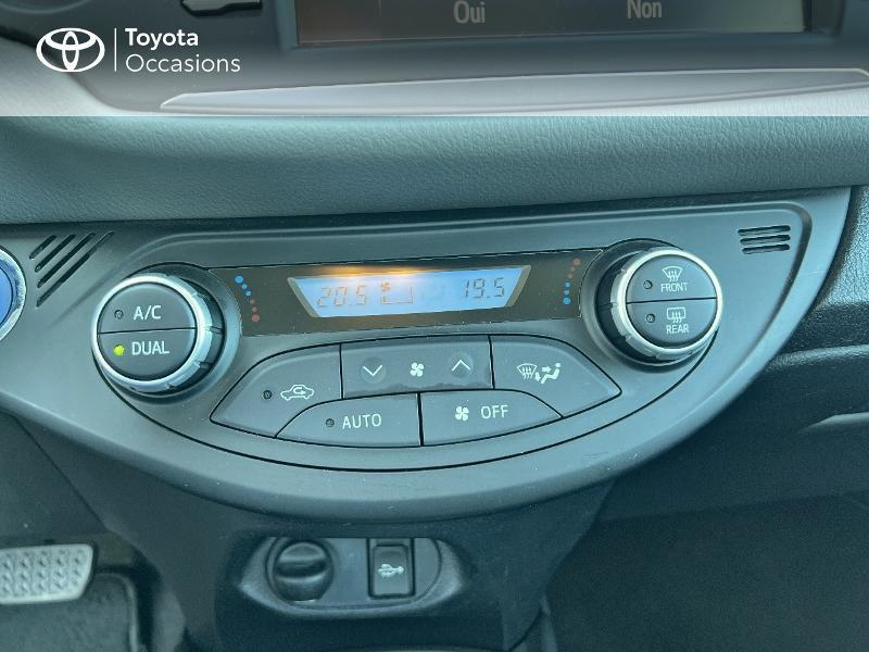 Photo 22 de l'offre de TOYOTA Yaris HSD 100h France 5p à 12590€ chez Altis - Toyota Vannes