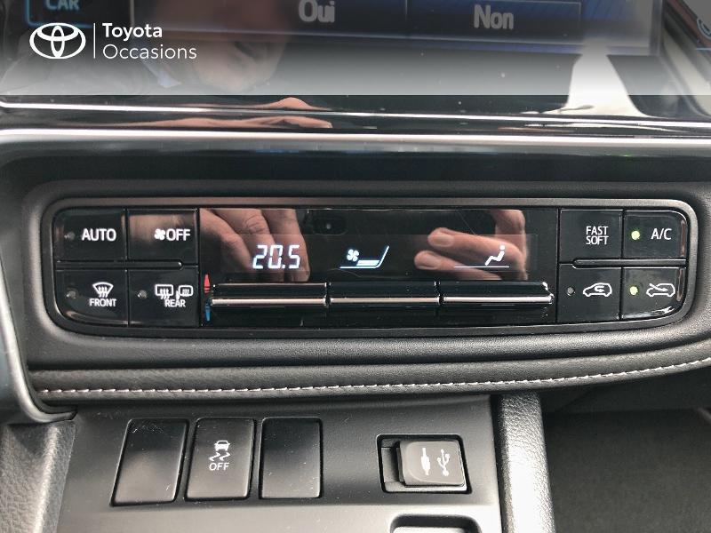 Photo 22 de l'offre de TOYOTA Auris HSD 136h Design RC18 à 18990€ chez Altis - Toyota Vannes