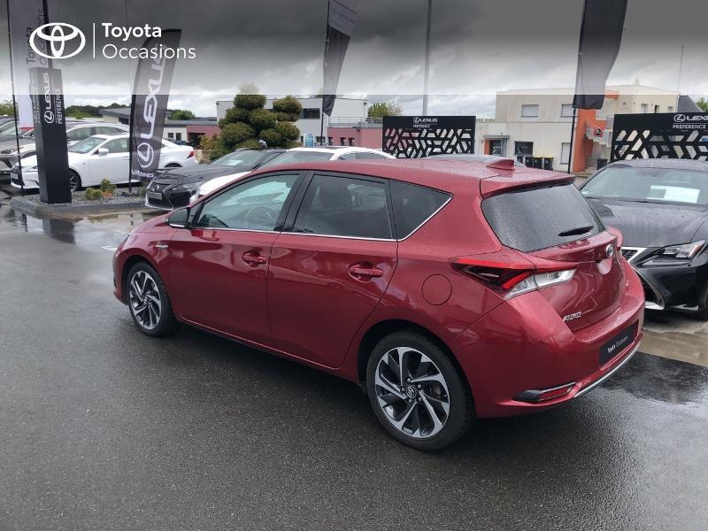 Photo 26 de l'offre de TOYOTA Auris HSD 136h Design RC18 à 18990€ chez Altis - Toyota Vannes
