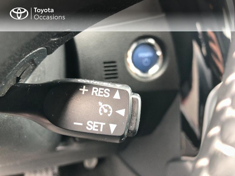 Photo 7 de l'offre de TOYOTA Auris HSD 136h Design RC18 à 18990€ chez Altis - Toyota Vannes