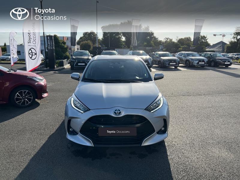 Photo 29 de l'offre de TOYOTA Yaris 116h Design 5p à 20890€ chez Altis - Toyota Vannes