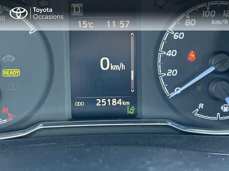 Photo 14 de l'offre de TOYOTA Yaris 100h Collection 5p à 14980€ chez Altis - Toyota Vannes