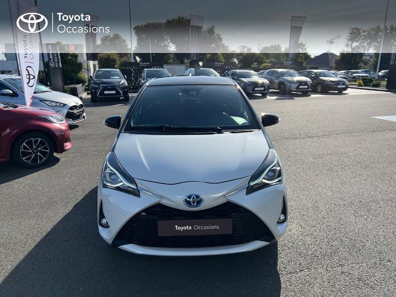 Photo 29 de l'offre de TOYOTA Yaris 100h Collection 5p à 14980€ chez Altis - Toyota Vannes