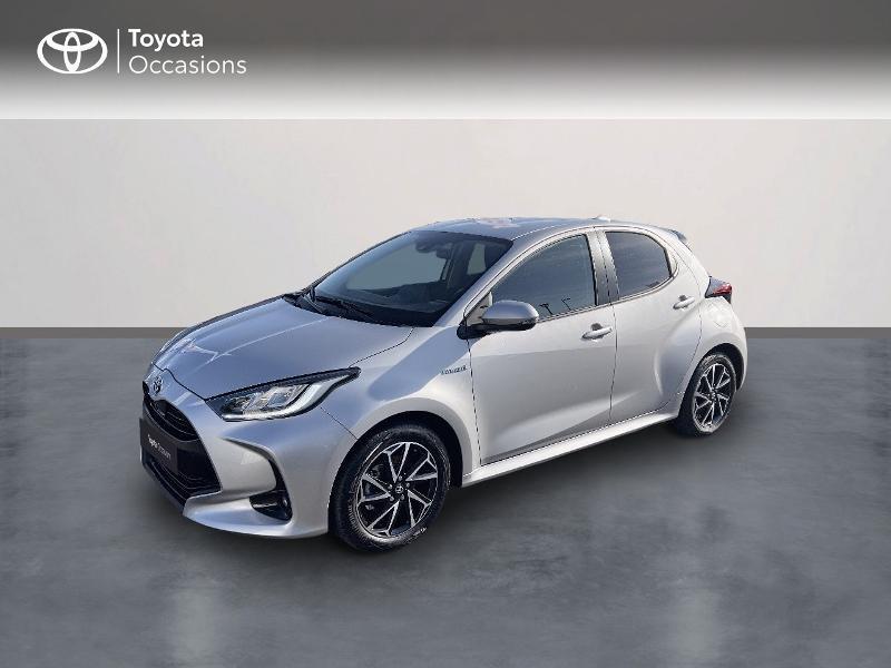 Toyota Yaris 116h Design 5p Hybride GRIS ALUMINIUM Occasion à vendre