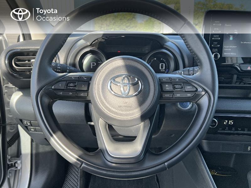 Photo 9 de l'offre de TOYOTA Yaris 116h Design 5p à 20890€ chez Altis - Toyota Vannes
