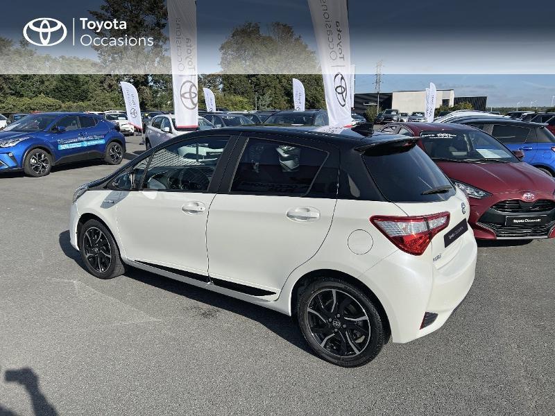 Photo 26 de l'offre de TOYOTA Yaris 100h Collection 5p à 14980€ chez Altis - Toyota Vannes