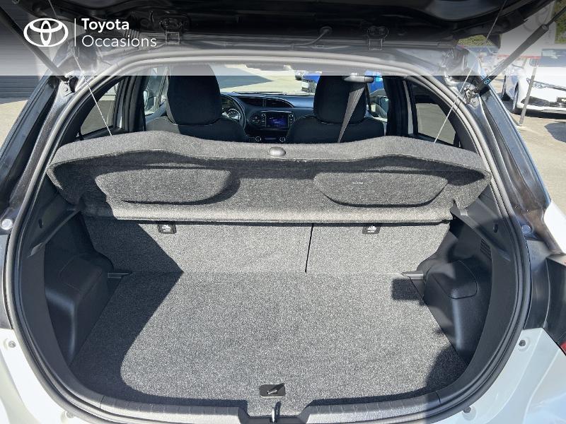 Photo 10 de l'offre de TOYOTA Yaris 100h Collection 5p à 14980€ chez Altis - Toyota Vannes