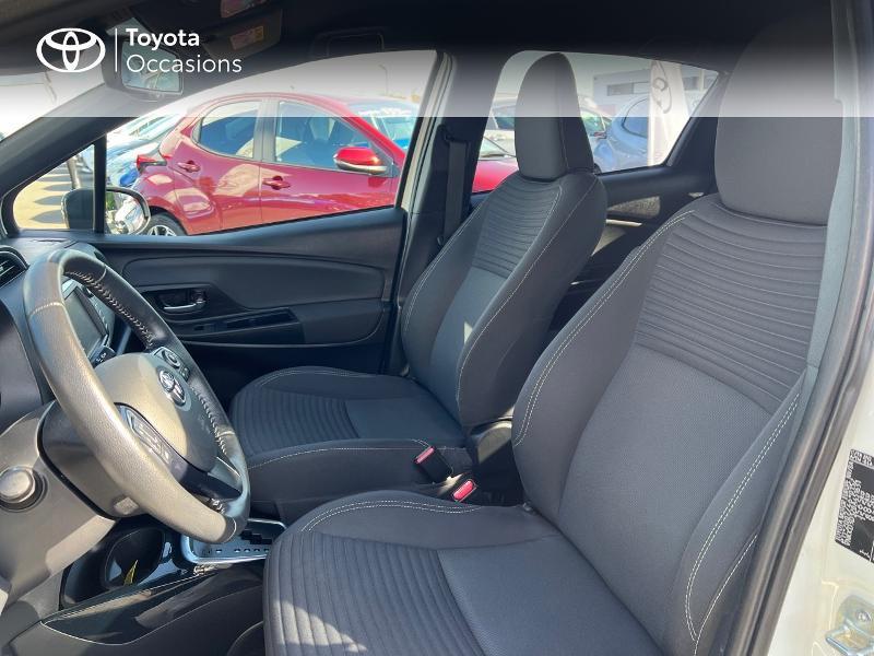 Photo 11 de l'offre de TOYOTA Yaris 100h Collection 5p à 14980€ chez Altis - Toyota Vannes