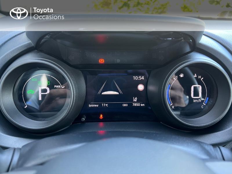 Photo 13 de l'offre de TOYOTA Yaris 116h Design 5p à 20890€ chez Altis - Toyota Vannes