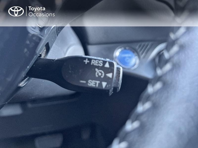 Photo 19 de l'offre de TOYOTA Yaris 100h Collection 5p à 14980€ chez Altis - Toyota Vannes