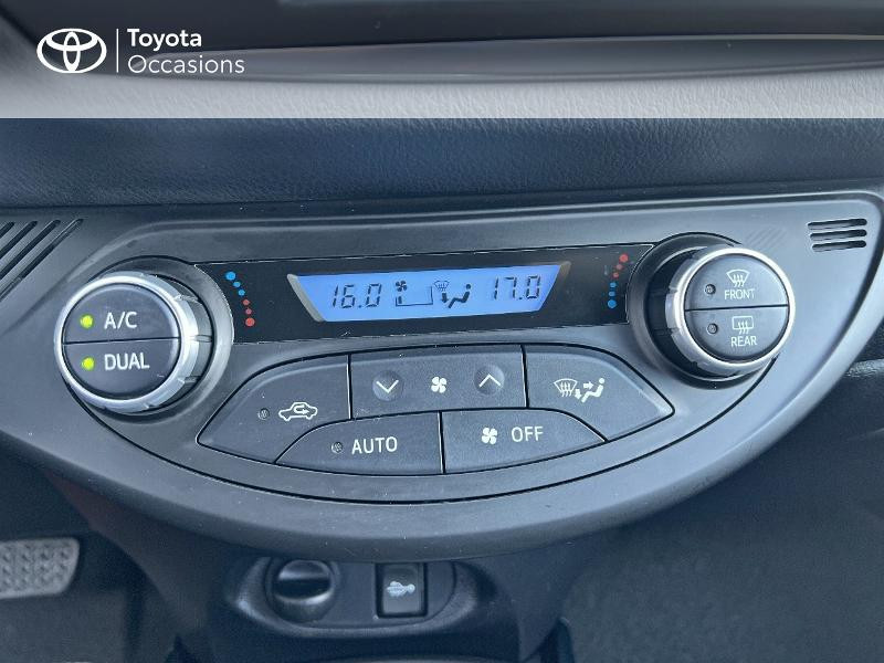 Photo 22 de l'offre de TOYOTA Yaris 100h Collection 5p à 14980€ chez Altis - Toyota Vannes