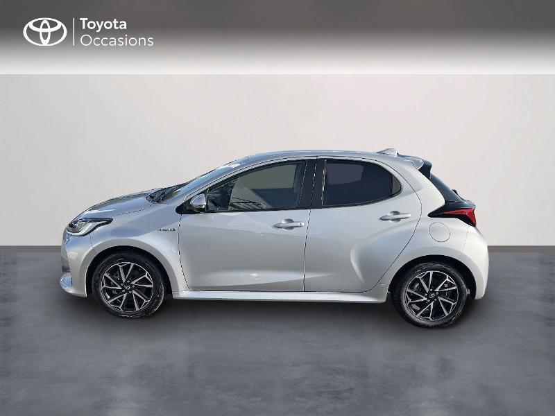 Photo 3 de l'offre de TOYOTA Yaris 116h Design 5p à 20890€ chez Altis - Toyota Vannes