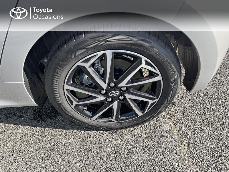 Photo 16 de l'offre de TOYOTA Yaris 116h Design 5p à 20890€ chez Altis - Toyota Vannes