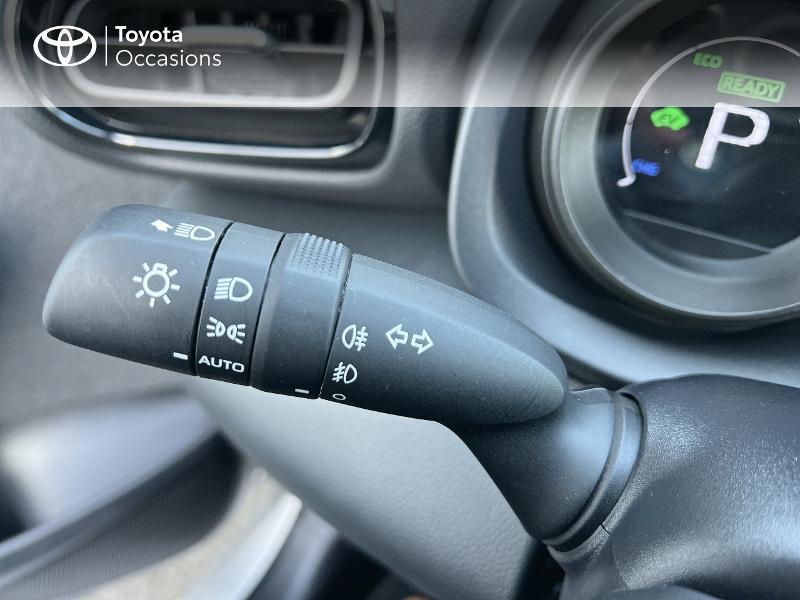 Photo 24 de l'offre de TOYOTA Yaris 116h Design 5p à 20890€ chez Altis - Toyota Vannes