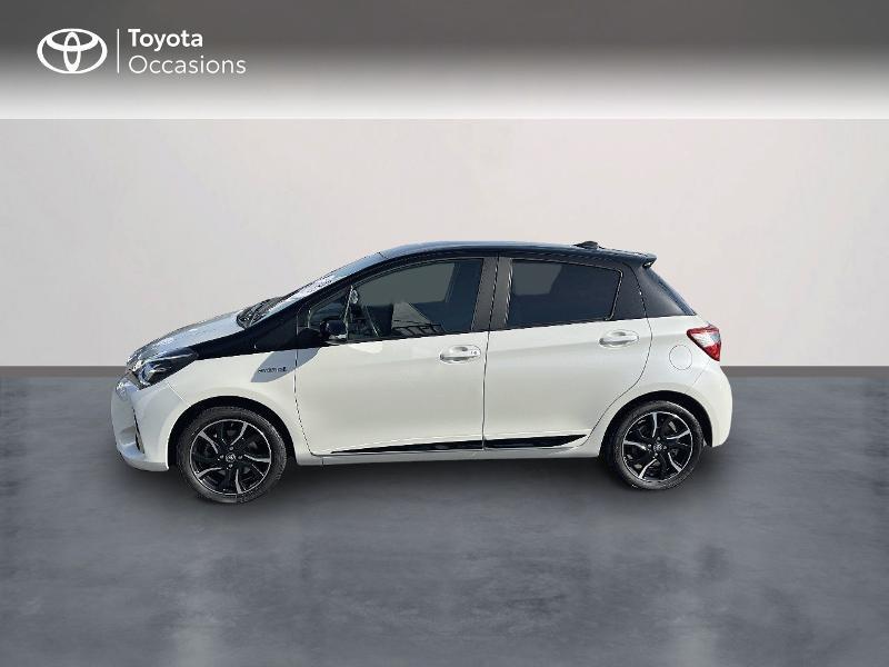 Photo 3 de l'offre de TOYOTA Yaris 100h Collection 5p à 14980€ chez Altis - Toyota Vannes