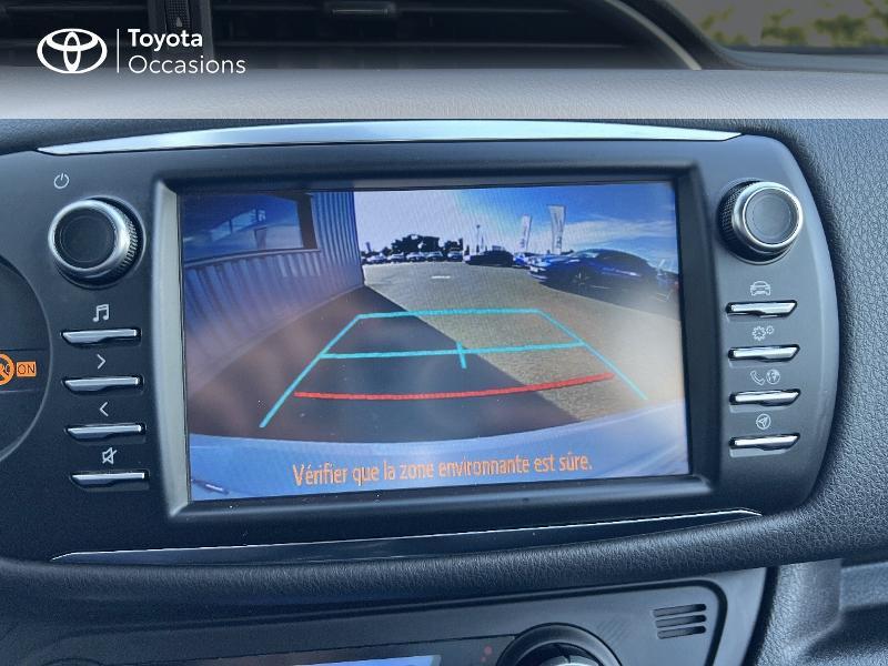 Photo 18 de l'offre de TOYOTA Yaris 100h Collection 5p à 14980€ chez Altis - Toyota Vannes