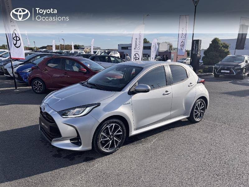Photo 25 de l'offre de TOYOTA Yaris 116h Design 5p à 20890€ chez Altis - Toyota Vannes