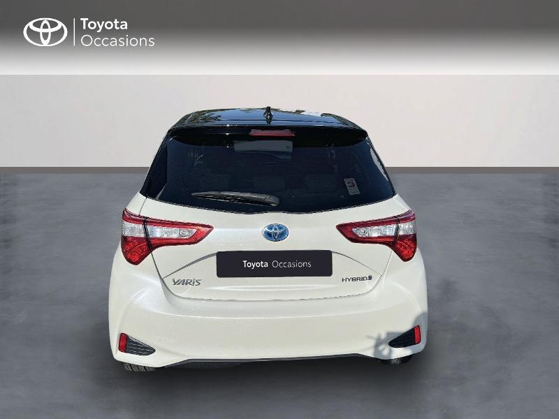 Photo 4 de l'offre de TOYOTA Yaris 100h Collection 5p à 14980€ chez Altis - Toyota Vannes