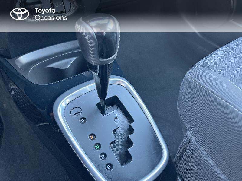 Photo 23 de l'offre de TOYOTA Yaris 100h Collection 5p à 14980€ chez Altis - Toyota Vannes