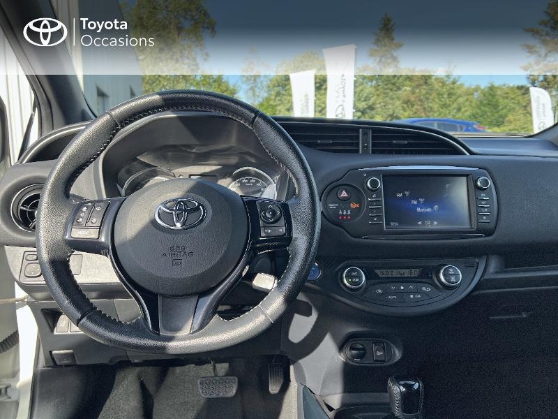 Photo 8 de l'offre de TOYOTA Yaris 100h Collection 5p à 14980€ chez Altis - Toyota Vannes