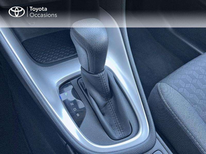 Photo 23 de l'offre de TOYOTA Yaris 116h Design 5p à 20890€ chez Altis - Toyota Vannes