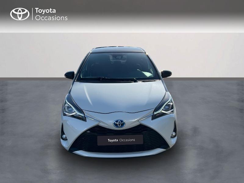 Photo 5 de l'offre de TOYOTA Yaris 100h Collection 5p à 14980€ chez Altis - Toyota Vannes