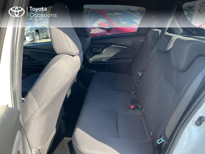 Photo 12 de l'offre de TOYOTA Yaris 100h Collection 5p à 14980€ chez Altis - Toyota Vannes