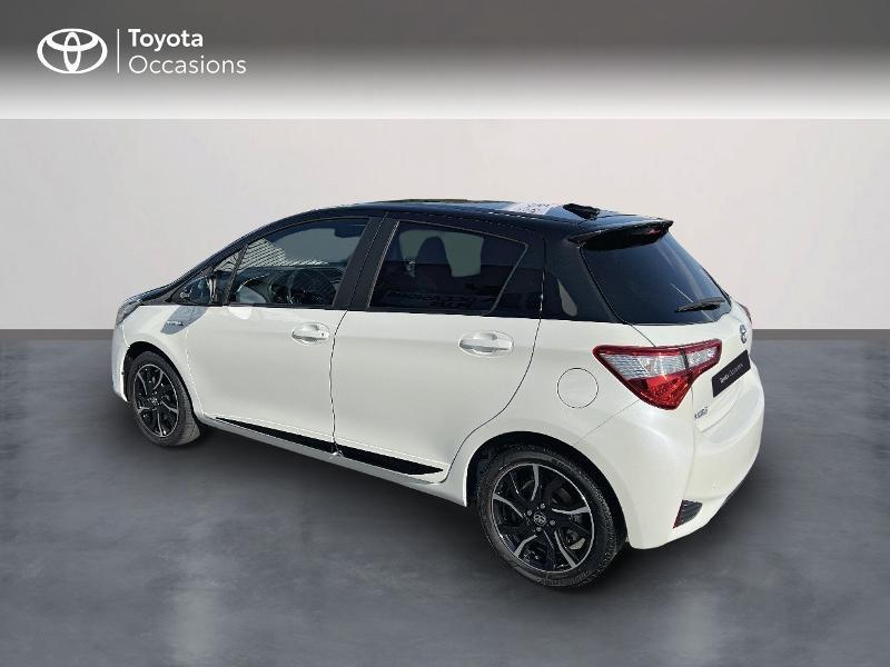 Photo 2 de l'offre de TOYOTA Yaris 100h Collection 5p à 14980€ chez Altis - Toyota Vannes