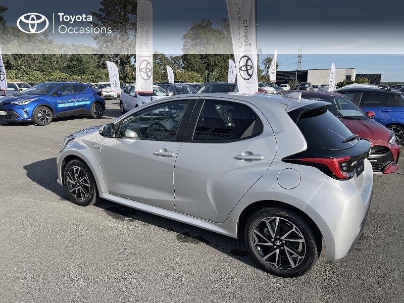 Photo 26 de l'offre de TOYOTA Yaris 116h Design 5p à 20890€ chez Altis - Toyota Vannes
