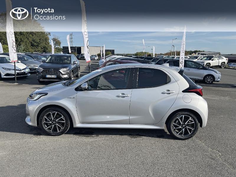 Photo 27 de l'offre de TOYOTA Yaris 116h Design 5p à 20890€ chez Altis - Toyota Vannes