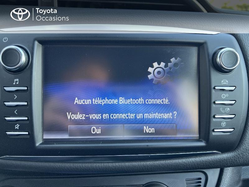 Photo 24 de l'offre de TOYOTA Yaris 100h Collection 5p à 14980€ chez Altis - Toyota Vannes