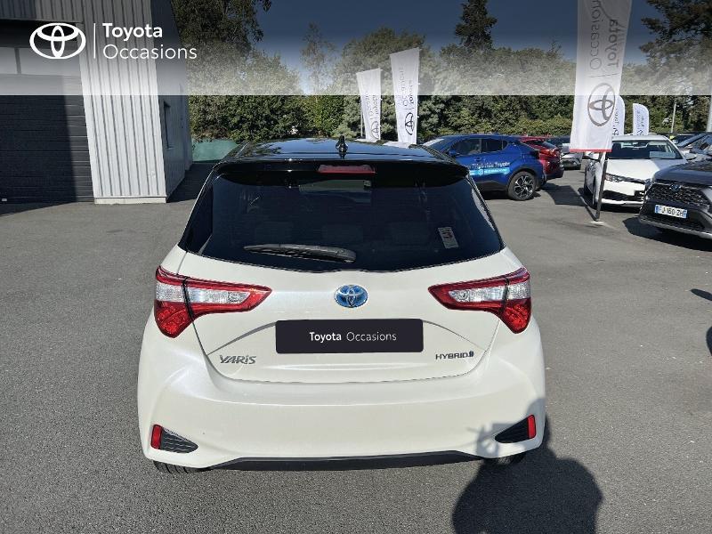 Photo 28 de l'offre de TOYOTA Yaris 100h Collection 5p à 14980€ chez Altis - Toyota Vannes