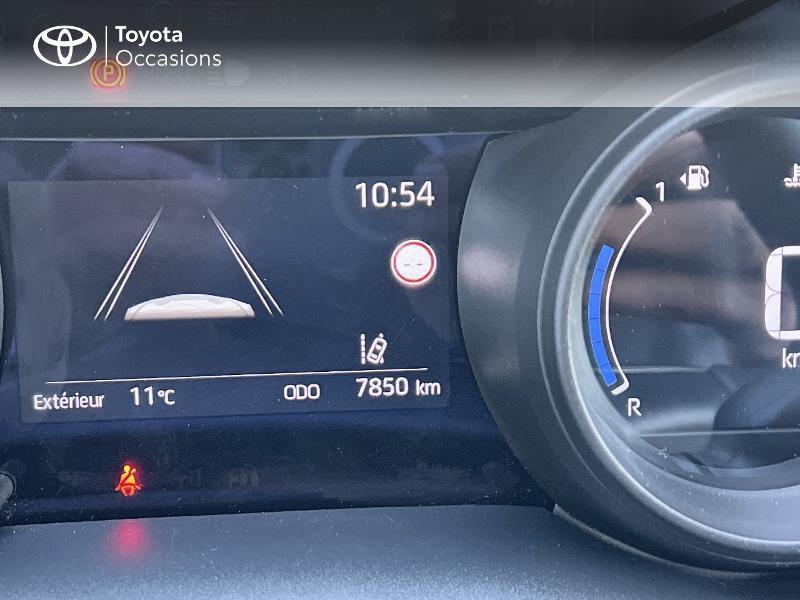 Photo 14 de l'offre de TOYOTA Yaris 116h Design 5p à 20890€ chez Altis - Toyota Vannes