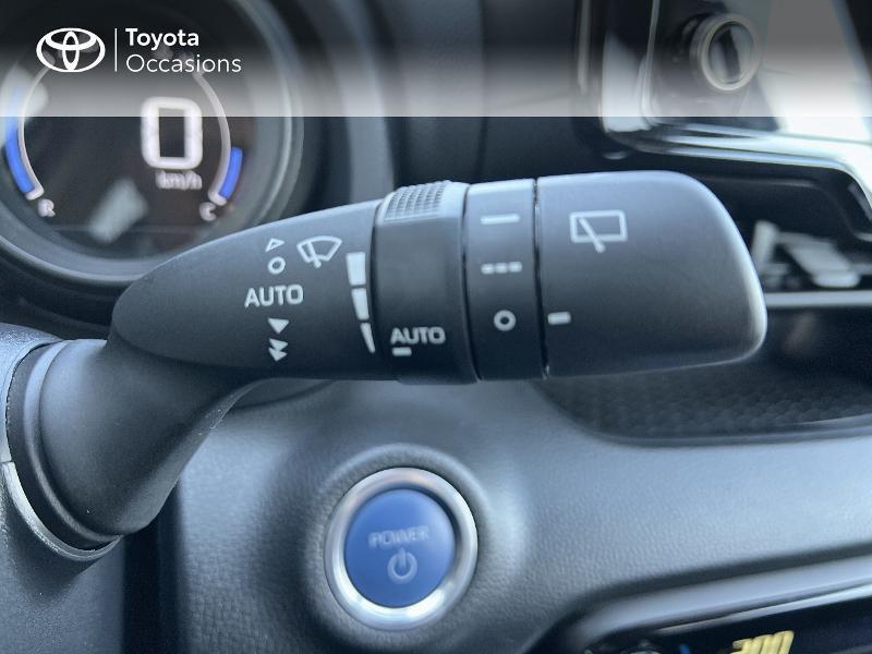 Photo 19 de l'offre de TOYOTA Yaris 116h Design 5p à 20890€ chez Altis - Toyota Vannes