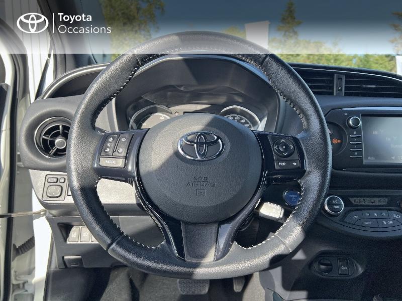 Photo 9 de l'offre de TOYOTA Yaris 100h Collection 5p à 14980€ chez Altis - Toyota Vannes