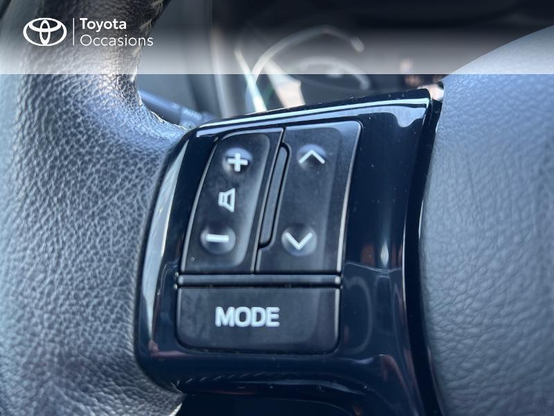 Photo 17 de l'offre de TOYOTA Yaris 100h Collection 5p à 14980€ chez Altis - Toyota Vannes