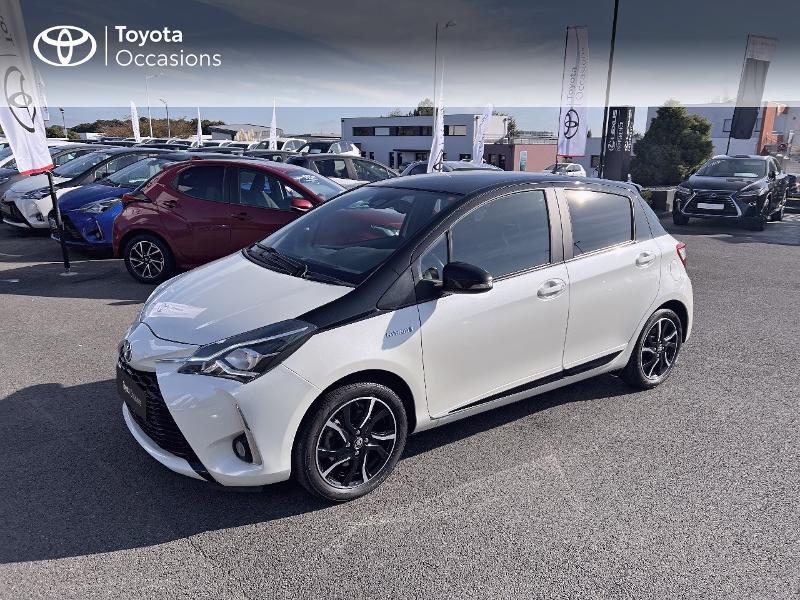 Photo 25 de l'offre de TOYOTA Yaris 100h Collection 5p à 14980€ chez Altis - Toyota Vannes