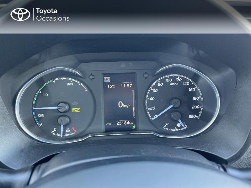 Photo 13 de l'offre de TOYOTA Yaris 100h Collection 5p à 14980€ chez Altis - Toyota Vannes