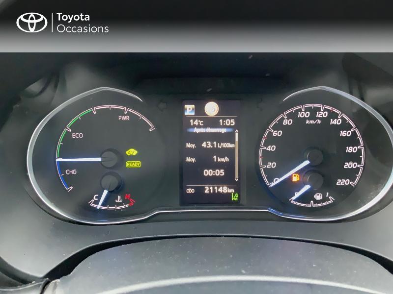 Photo 12 de l'offre de TOYOTA Yaris 100h Collection 5p MY19 à 17490€ chez Altis - Toyota Pontivy