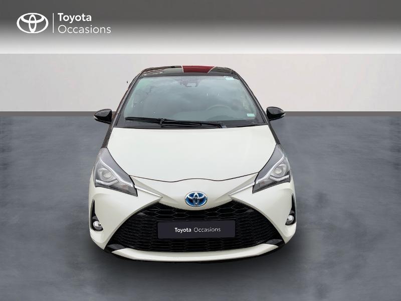 Photo 2 de l'offre de TOYOTA Yaris 100h Collection 5p MY19 à 17490€ chez Altis - Toyota Pontivy