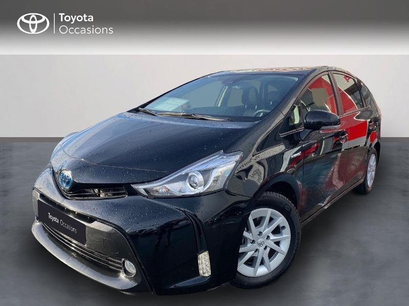 Toyota Prius+ 136h Dynamic MY20 Hybride NOIR METAL Occasion à vendre