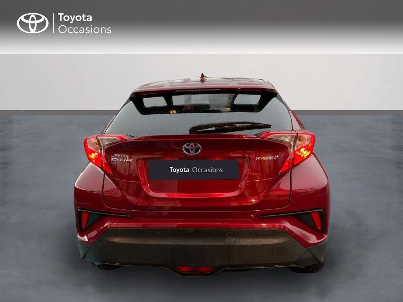 Photo 4 de l'offre de TOYOTA C-HR 122h Edition 2WD E-CVT RC18 à 21980€ chez Altis - Toyota Pontivy